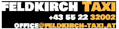 Feldkirch Taxi – Flughafentransfer